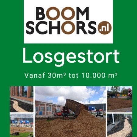 Franse Boomschors 20/40mm Losgestort      vanaf 30m³ to 10.000m³ snel geleverd