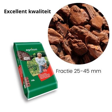 Franse Boomschors Decor 25-45mm excellent 980 liter